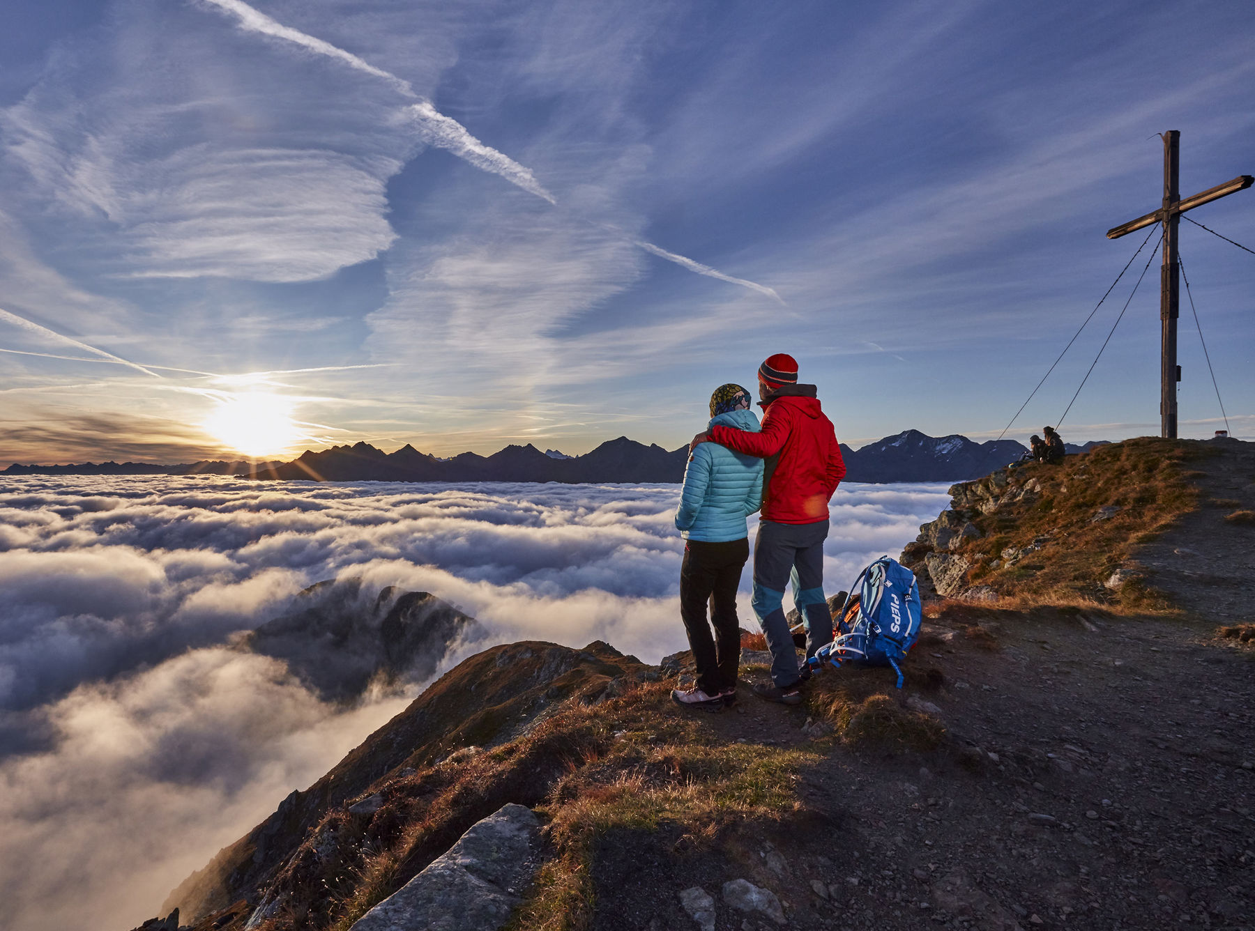 Summer with the free Silvretta Card 'all in' Hiking in Kappl